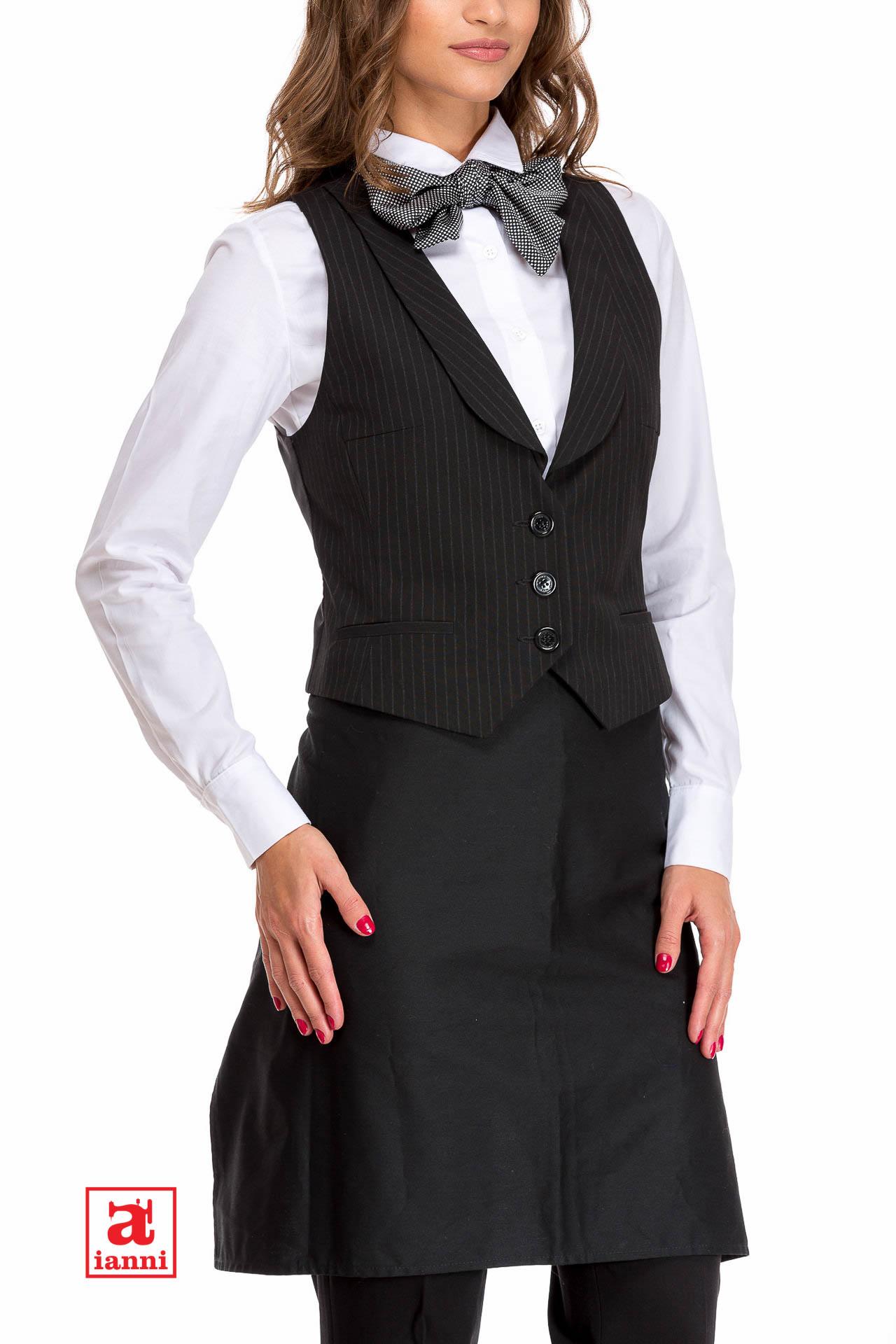 Uniforma ospatar dama