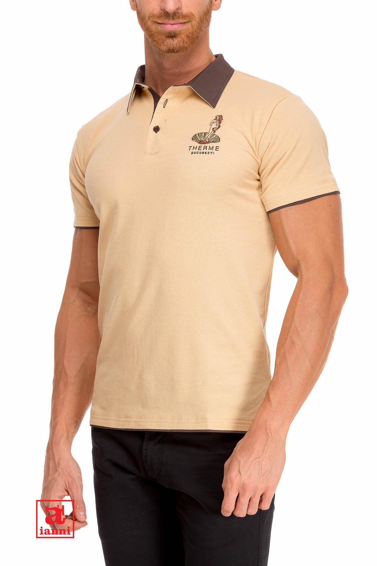 Tricouri barbatesti personalizate
